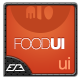Food Ui - User Interface For Restaurant - GraphicRiver Item for Sale