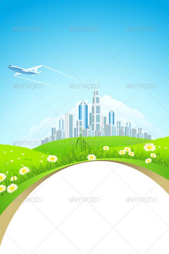 Business City - Landscapes Nature