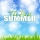 Summer Holidays Poster Vector Illustration - GraphicRiver Item for Sale