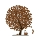 Coffee Time. Art Tree for your Design - GraphicRiver Item for Sale