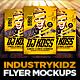 Flyer Mock-Ups  - GraphicRiver Item for Sale