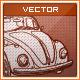 Hand Drawn Retro Car - GraphicRiver Item for Sale