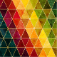 Colorful Abstract Geometric Background  - GraphicRiver Item for Sale