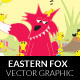 Eastern Fox - GraphicRiver Item for Sale