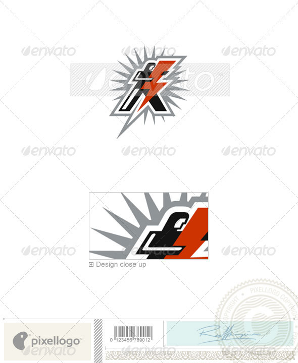Industry & Science Logo - 774 - Vector Abstract