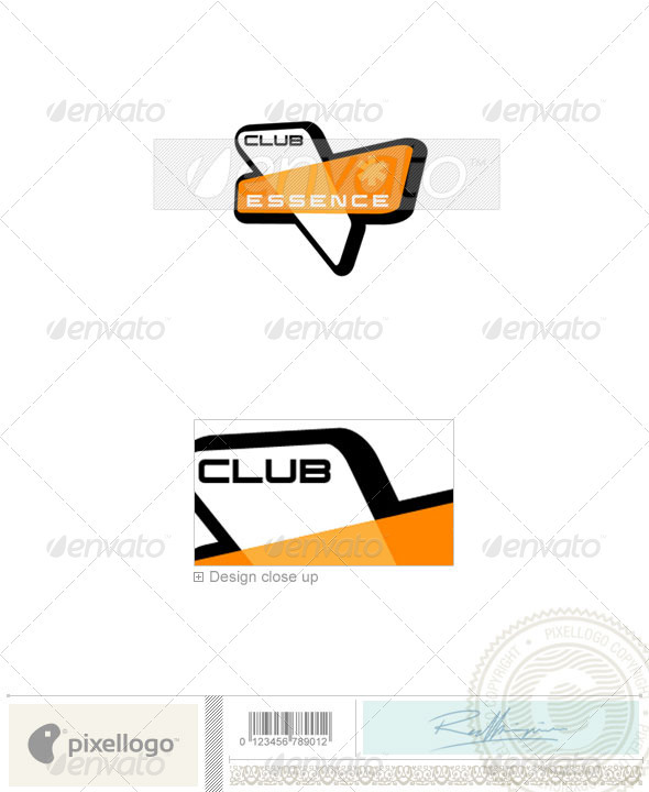 Activities & Leisure Logo - 707 - Vector Abstract