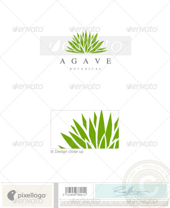 Nature & Animals Logo - 862 - Nature Logo Templates