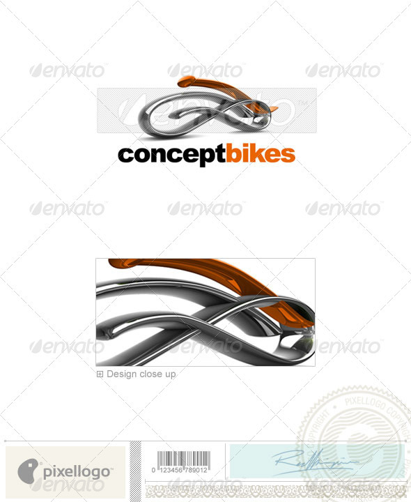 Design Logo - 3D-702 - 3d Abstract