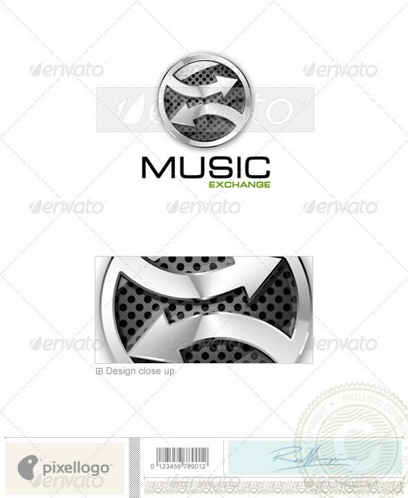 Activities & Leisure Logo - 3D-608 - 3d Abstract