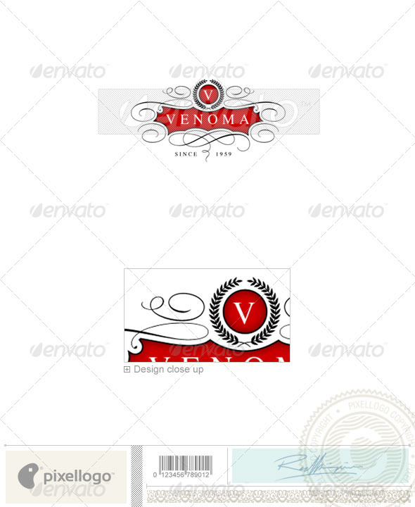 Home & Office Logo - 700 - Crests Logo Templates