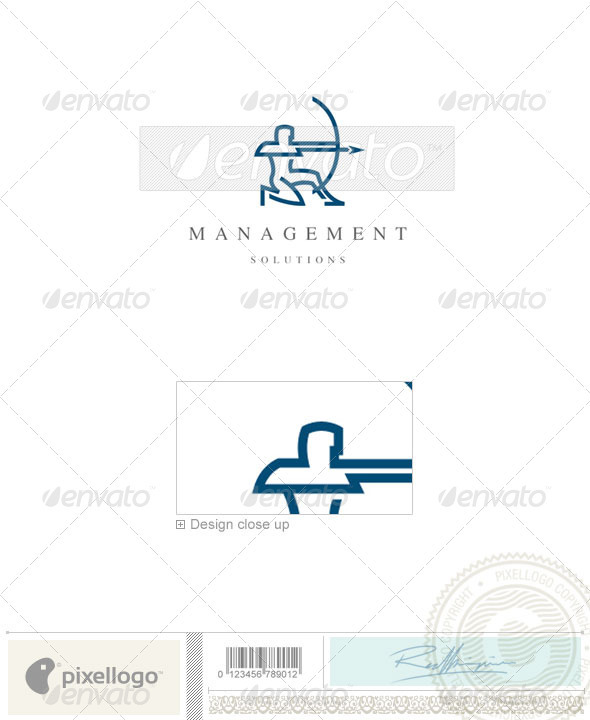 Business & Finance Logo - 823 - Humans Logo Templates
