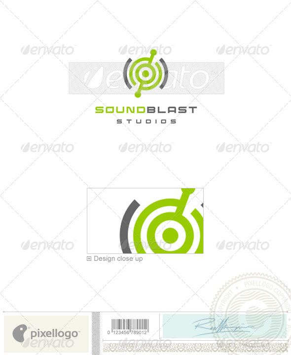 Activities & Leisure Logo - 893 - Vector Abstract