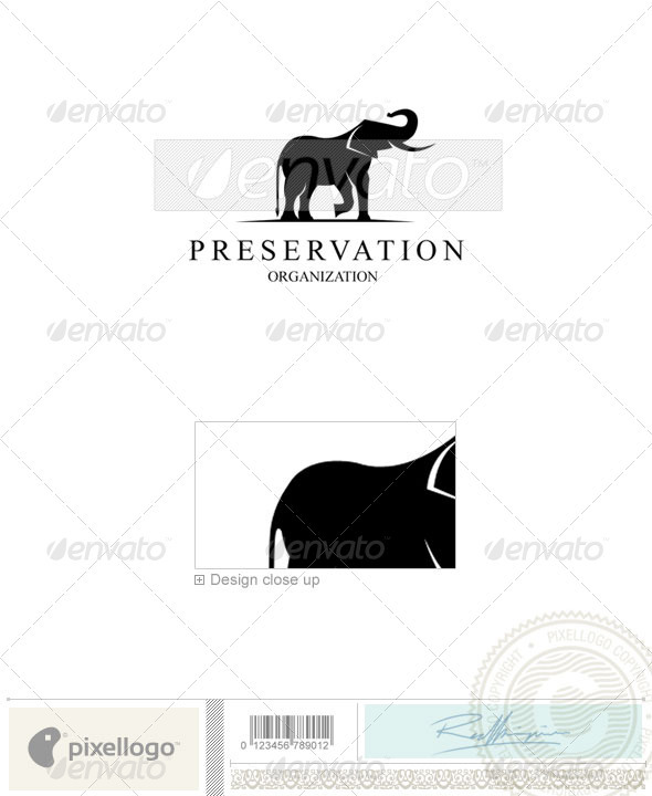 Nature & Animals Logo - 1032 - Animals Logo Templates