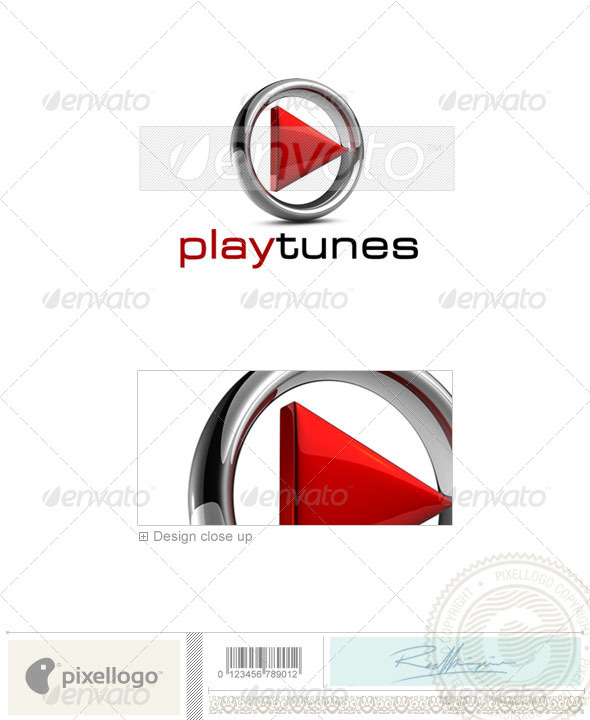 Activities & Leisure Logo - 3D-576 - 3d Abstract