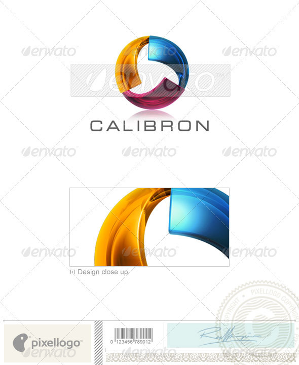 Activities & Leisure Logo - 3D-508 - 3d Abstract