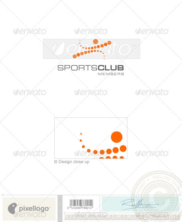Activities & Leisure Logo - 886 - Humans Logo Templates