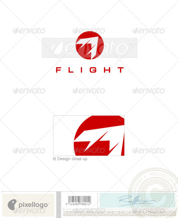 Transport Logo - 836 - Objects Logo Templates