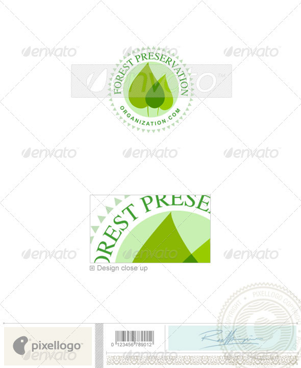 Nature & Animals Logo - 910 - Nature Logo Templates