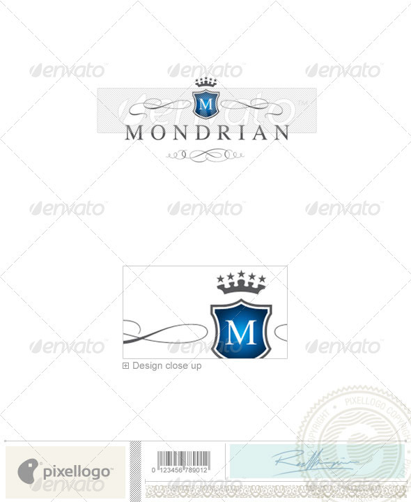Furniture Logo - 2307 - Crests Logo Templates