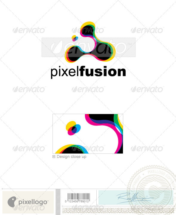 Design Logo - 2298 - Vector Abstract