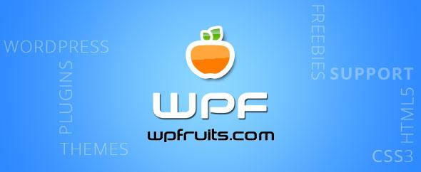 Wpfruits header pic themeforest