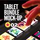 Pad | Tablet App UI Mock-Up Bundle - GraphicRiver Item for Sale