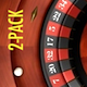 Casino Roulette Wheel - Pack Of 2 Loops - VideoHive Item for Sale