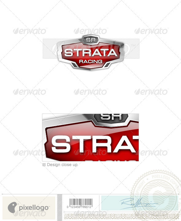 Transport Logo - 3D-603 - 3d Abstract