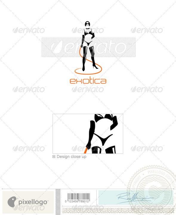 Activities & Leisurea Logo - 765 - Humans Logo Templates