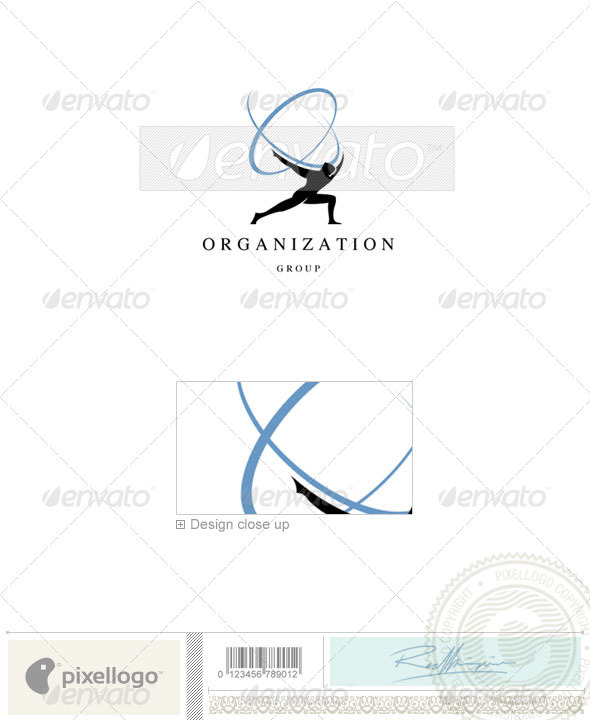 Business & Finance Logo - 882 - Vector Abstract