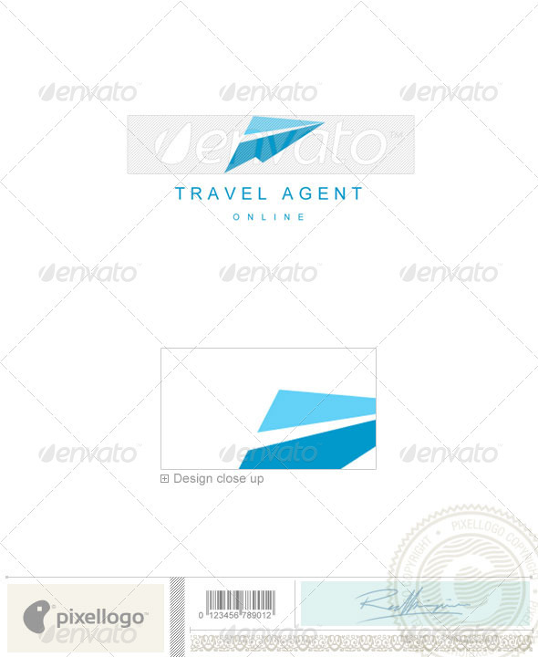 Transport Logo - 826 - Objects Logo Templates