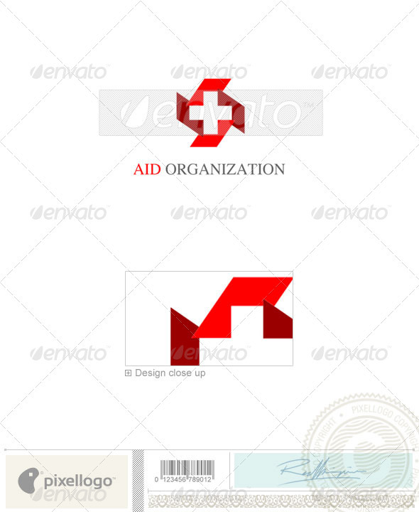 Business & Finance Logo - 828 - Symbols Logo Templates