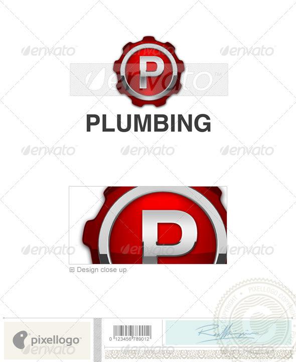 Mechanic Logo - 3D-698 - Symbols Logo Templates