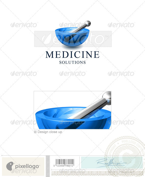 Industry & Science Logo - 3D-510 - 3d Abstract