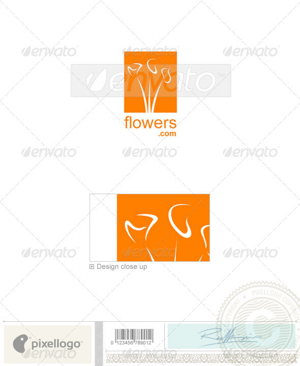 Nature & Animals Logo - 733 - Nature Logo Templates