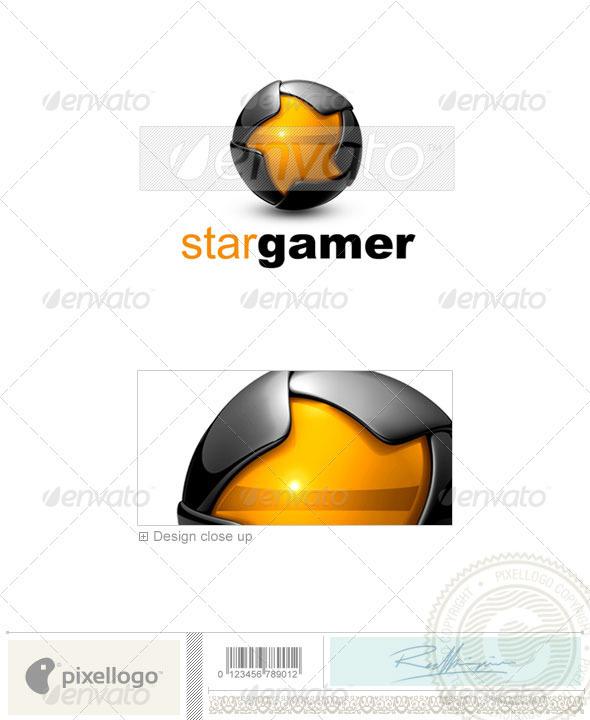 Technology Logo - 3D-670 - 3d Abstract