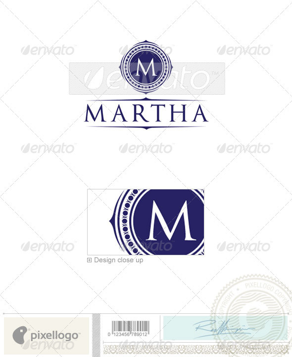 Resort Logo - 2273 - Crests Logo Templates
