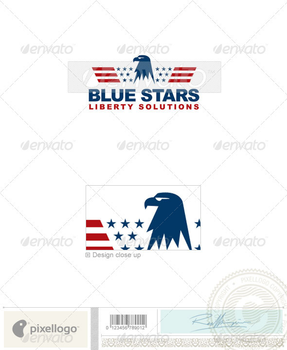Business & Finance Logo - 10 - Animals Logo Templates