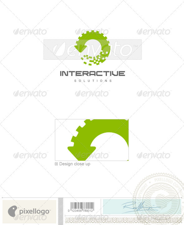 Home & Office Logo - 719 - Objects Logo Templates