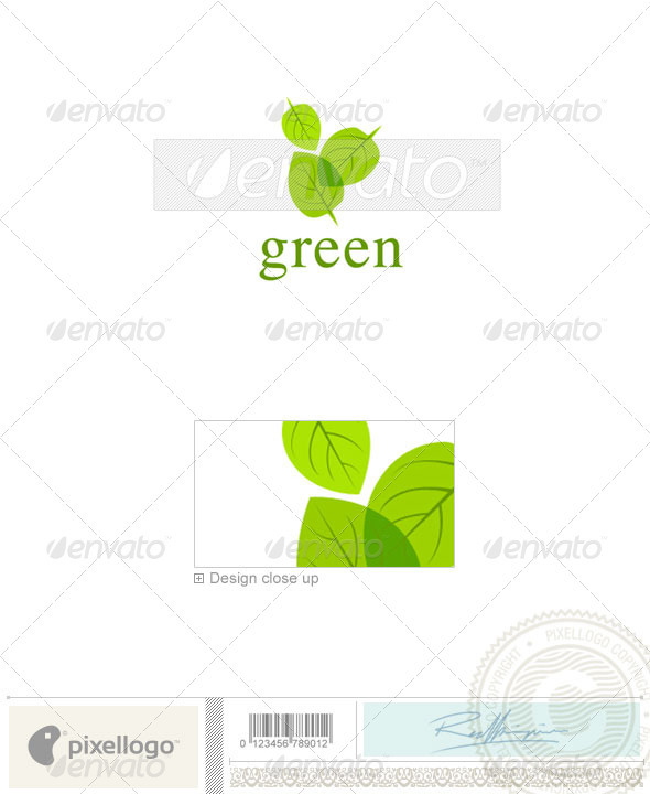 Nature & Animals Logo - 925 - Nature Logo Templates