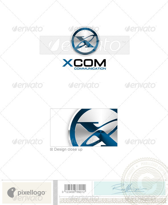 Business & Finance Logo - 1012 - Letters Logo Templates