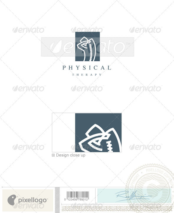 Industry & Science Logo - 874 - Vector Abstract