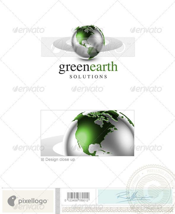 Communications Logo - 3D-537 - 3d Abstract