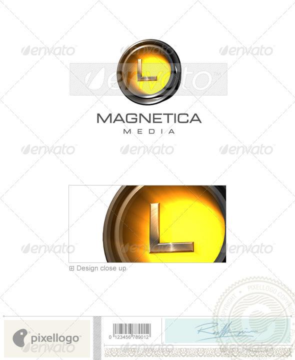 L Logo - 3D-238-L - Letters Logo Templates