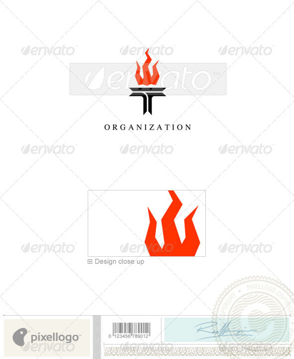 Business & Finance Logo - 861 - Objects Logo Templates