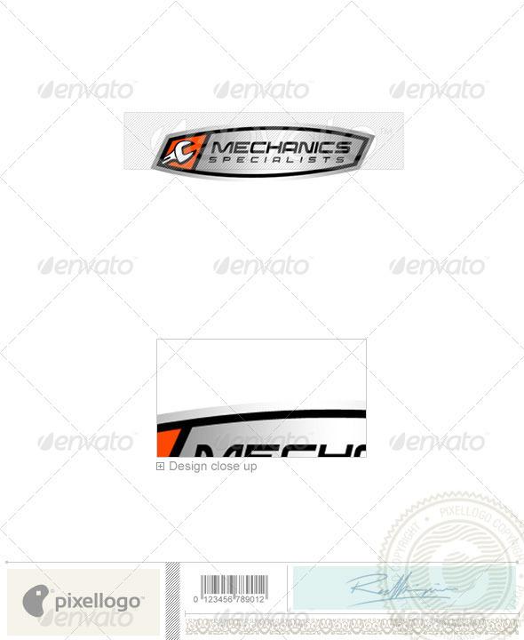 Transport Logo - 923 - Vector Abstract