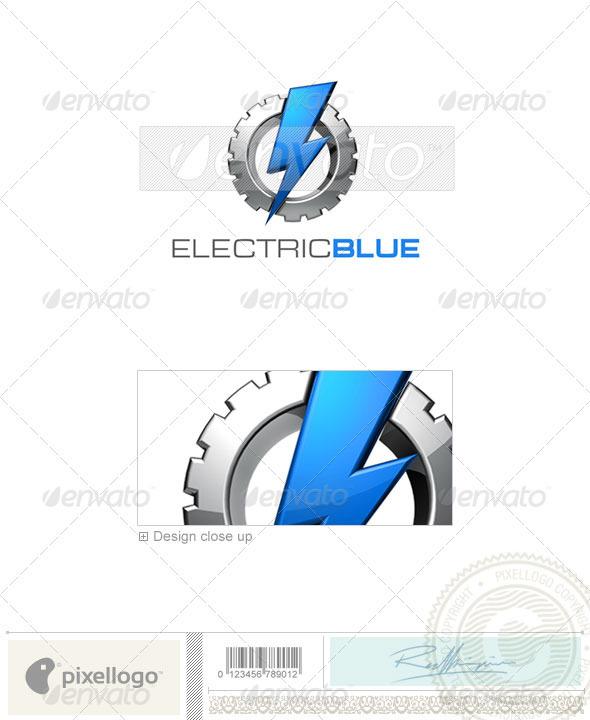 Construction Logo - 3D-689 - Objects Logo Templates