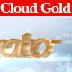 Sky Cinematic Gold Logo  - VideoHive Item for Sale