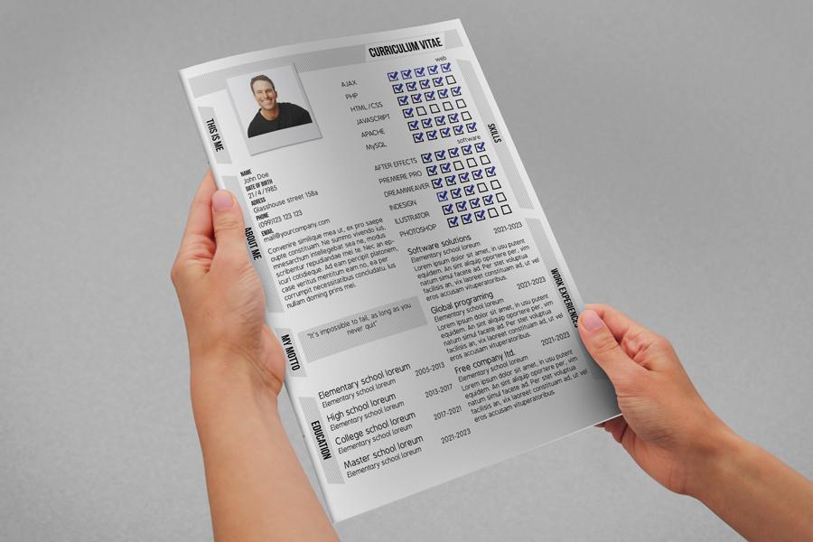 CV-Resumes