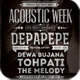 Acoustic Typography Flyer/Poster - GraphicRiver Item for Sale